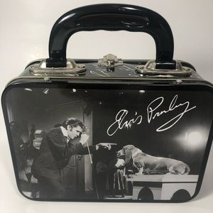 Handbags - Elvis and Marilyn lunchbox/purse Collectors!